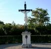 Kreuz auf Friedhof Kleinneusiedl