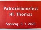 Patrozinium Hl. Thomas_1